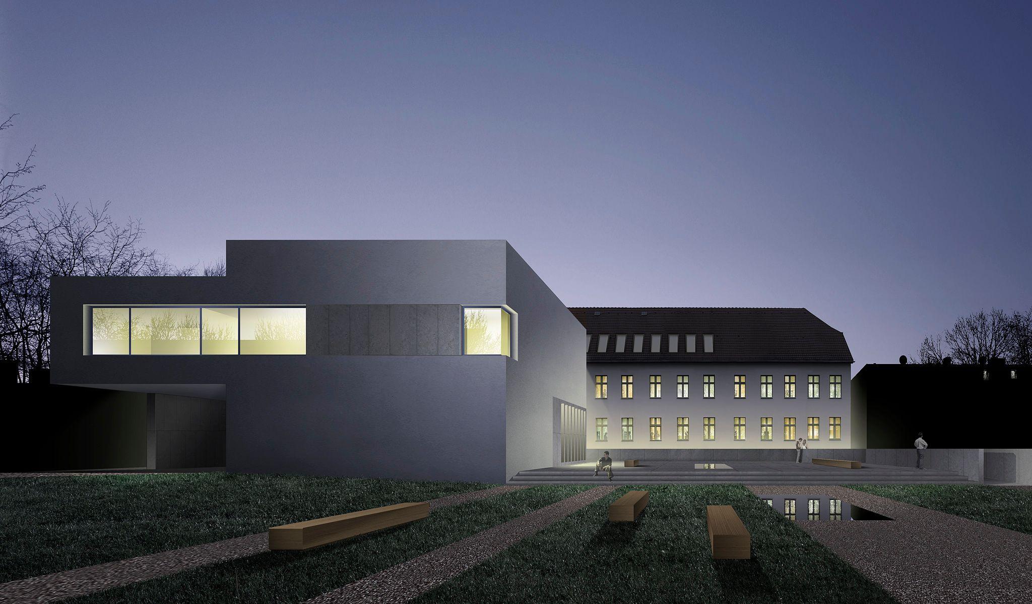 Erweiterung Museum
