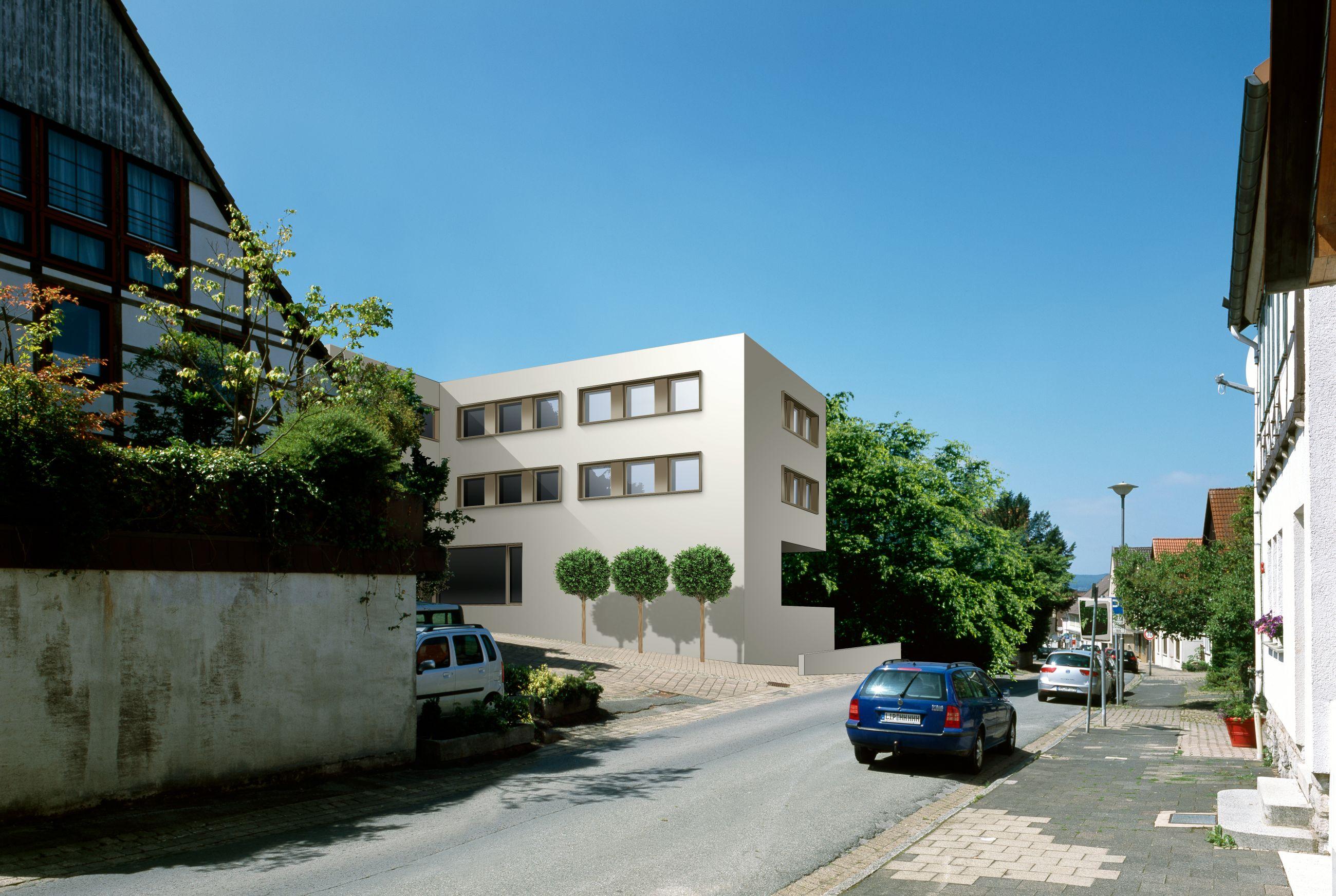 Erweiterung Rathaus