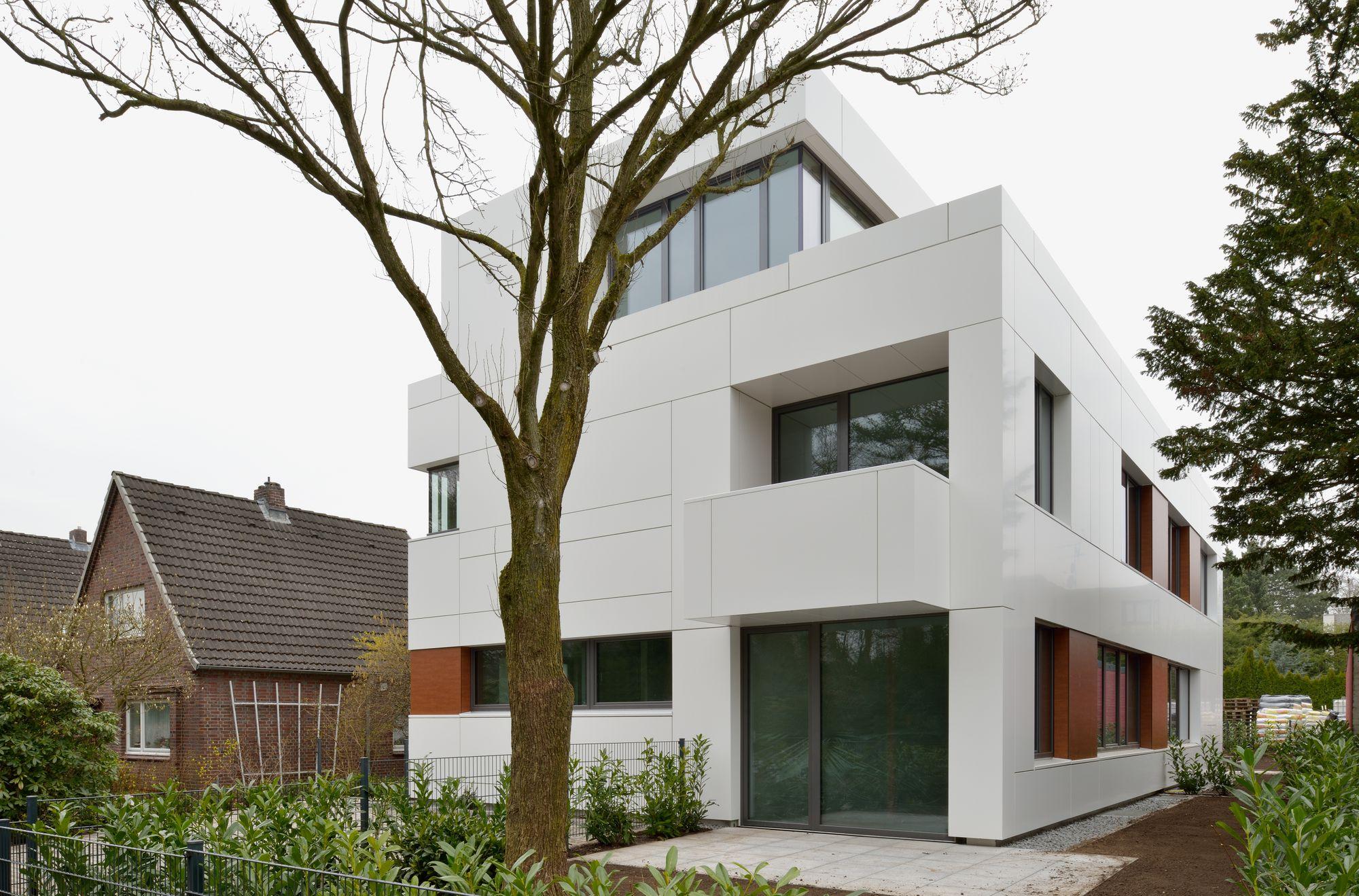 Neubau Wohngebaude sk152