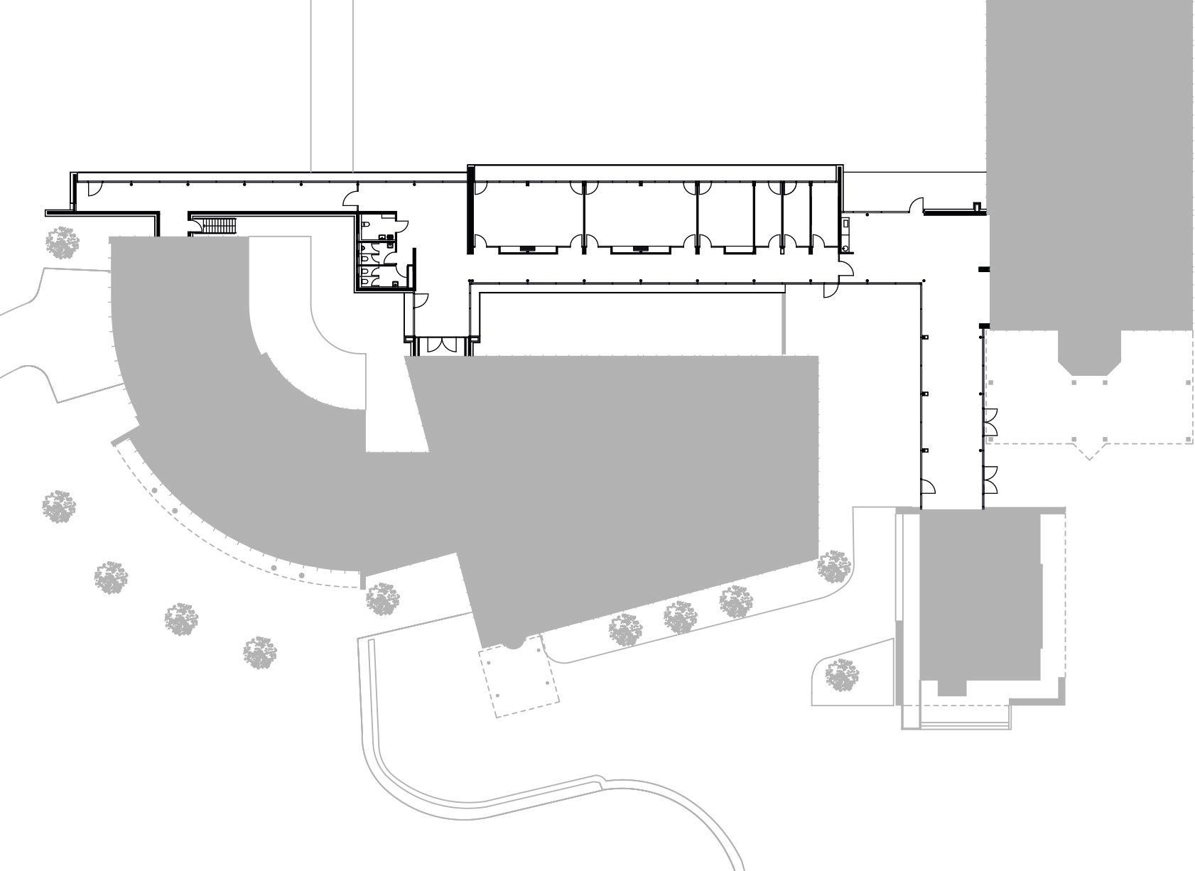 Neubau Konferenzzentrum