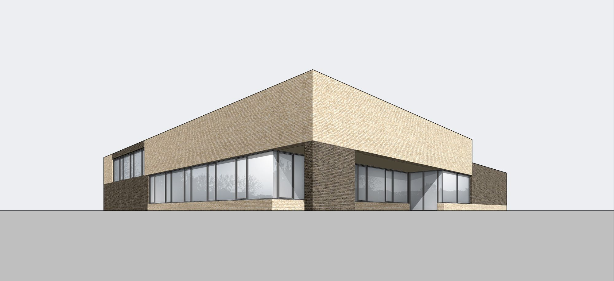 Neubau Schulmensa