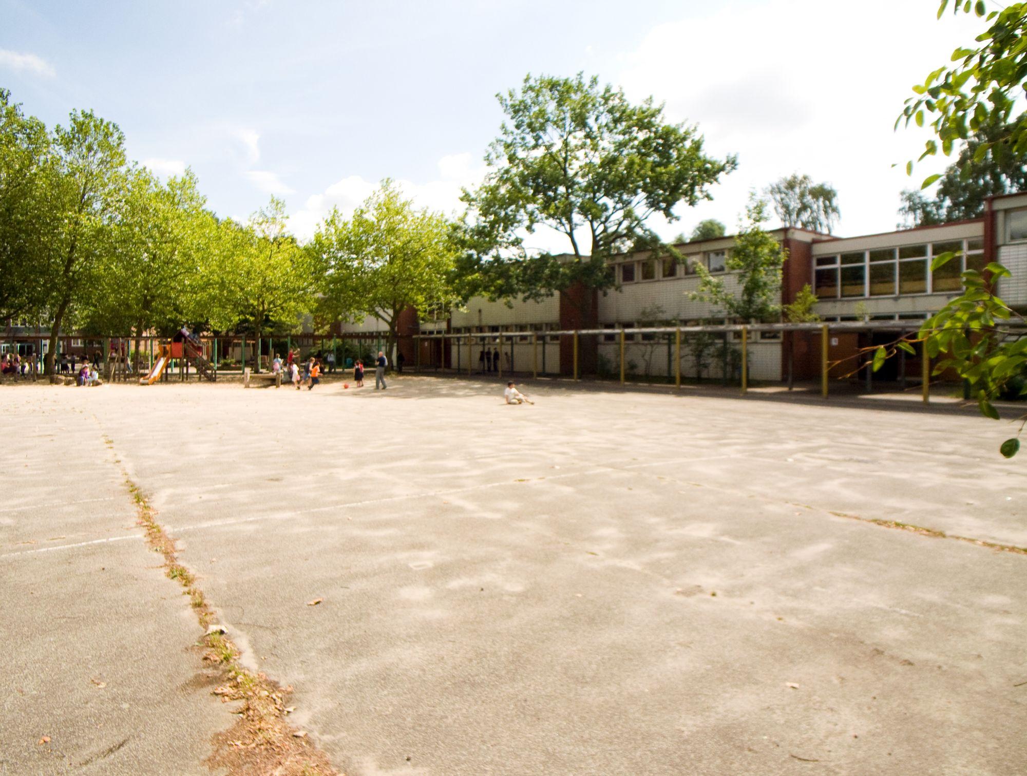 Sanierung Schule P5