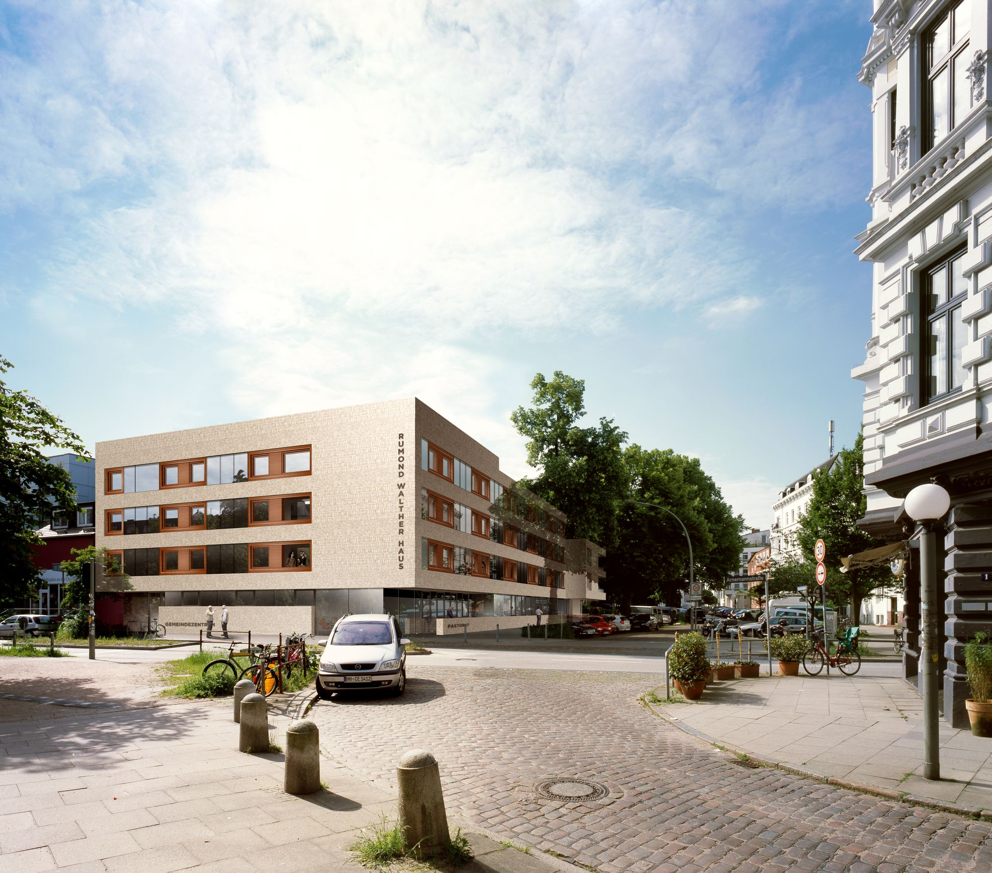 Neubau Rumond-Walther-Haus
