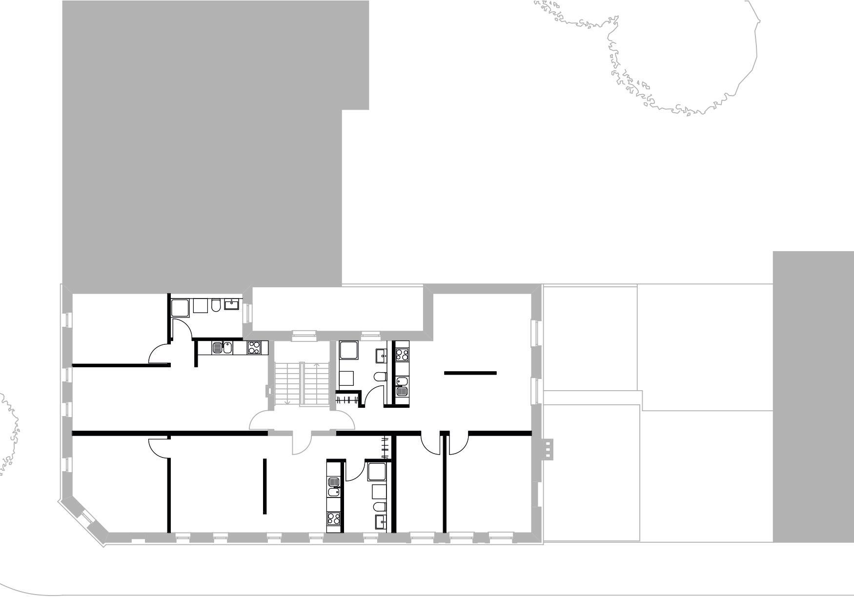 Aufstockung Wohngebäude W11