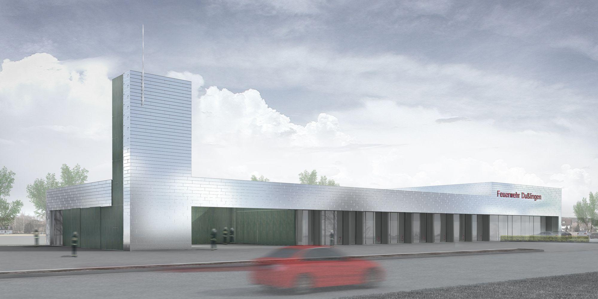 Neubau Feuerwehrwache