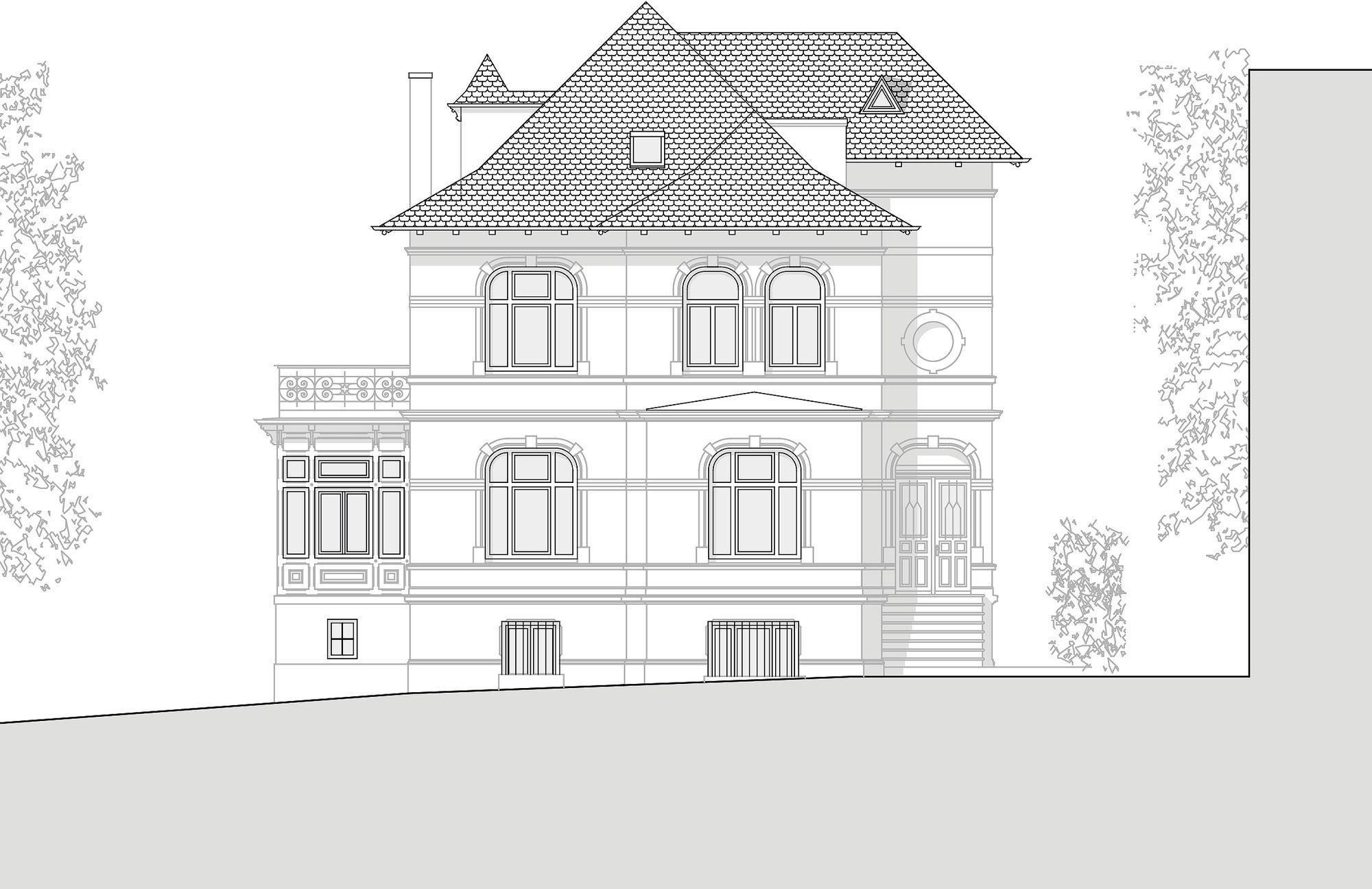 Modernisierung Wohngebäude MW59